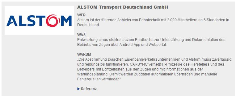 97 Referenzen optimal integrieren Referenzmarketing_Projektreferenz Alstom Vispiron 02