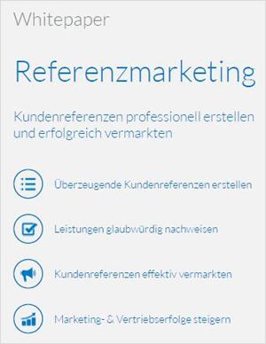 Trusted References - Whitepaper Referenzmarketing