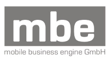 mobile business engine MBE GmbH