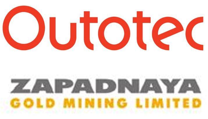 OUTOTEC & Zapadnaya Gold Mining Ltd.