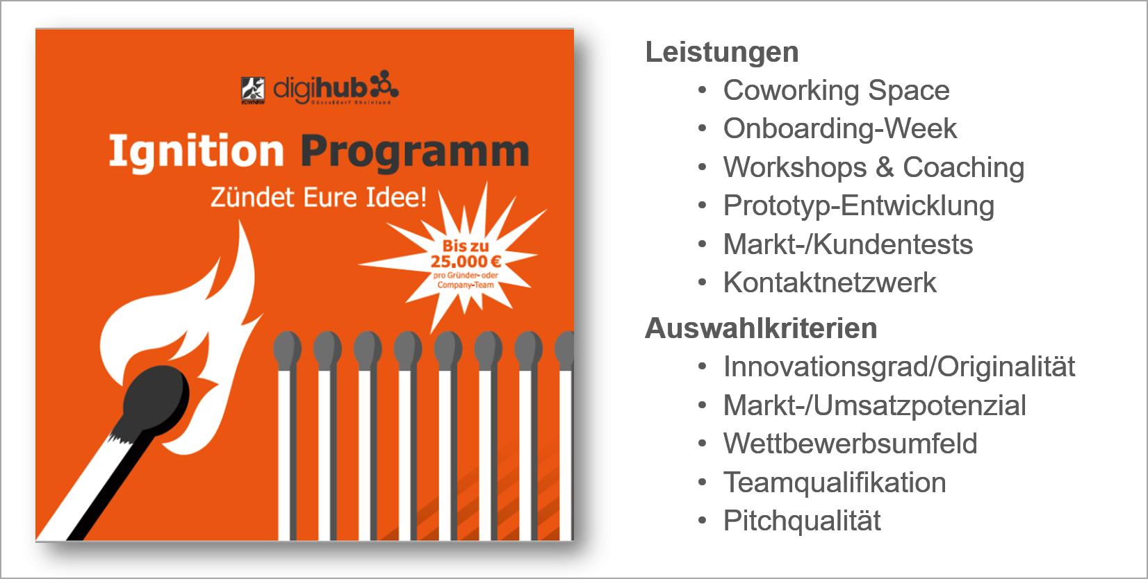 Das Startup-Accelerator-Programm